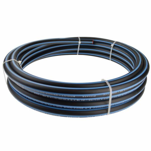 PE Rohr Ø32mmx25m Kaltwasserleitung Kunststoff Trinkwasserleitung Wasserleitung