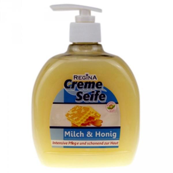 Creme Seife Honig-Milch 500ml Spenderflasche