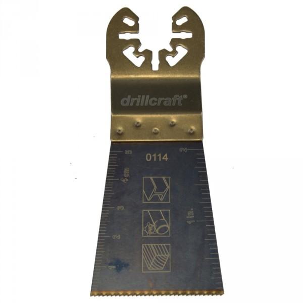 Bi-Metall Tauchsägeblatt 45mm für Holz, Metall und Kunststoff