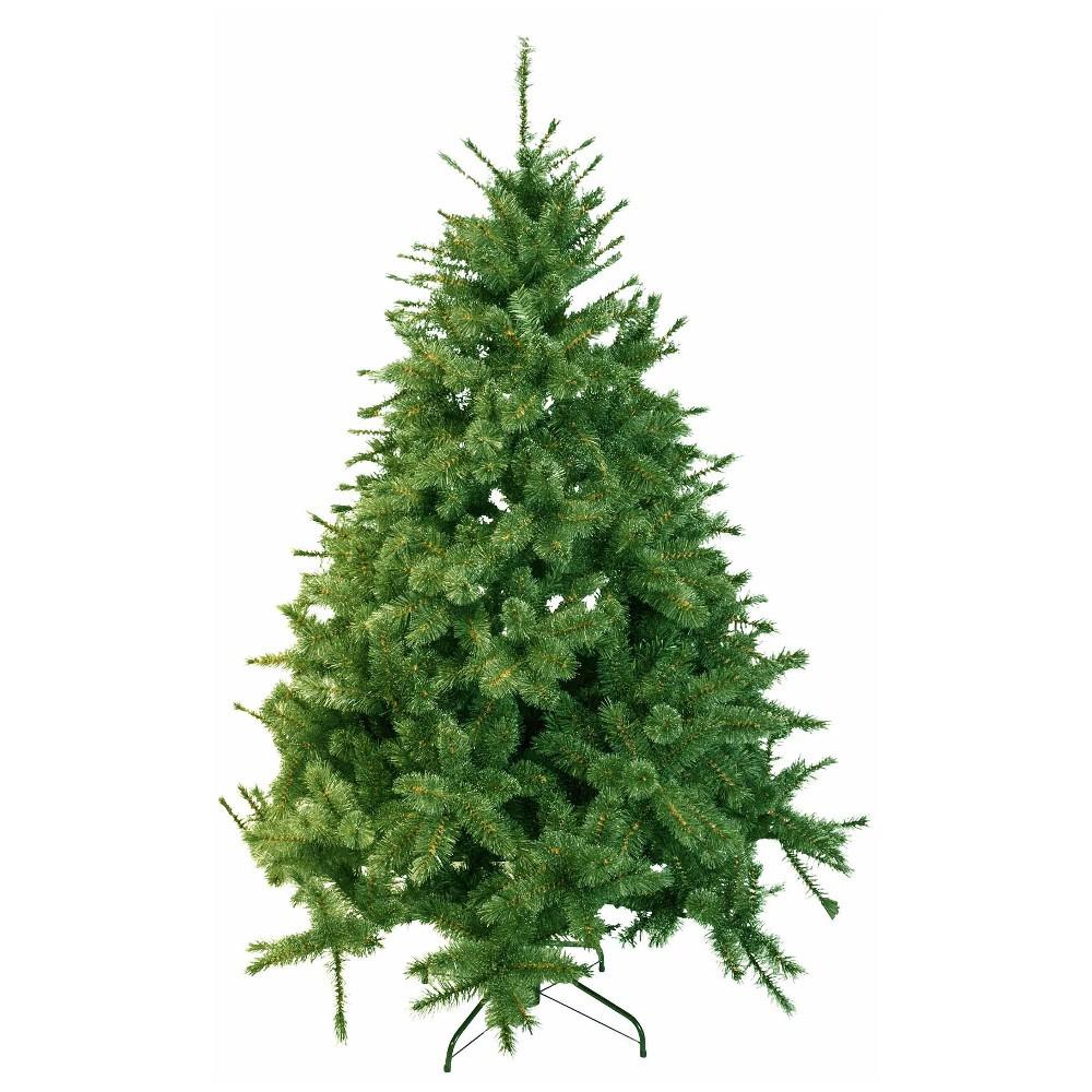 Weihnachtsbaum 185 cm 926 zweige k nstlich gr n aus kunststoff sonderpreis baumarkt - Weihnachtsbaum baumarkt ...