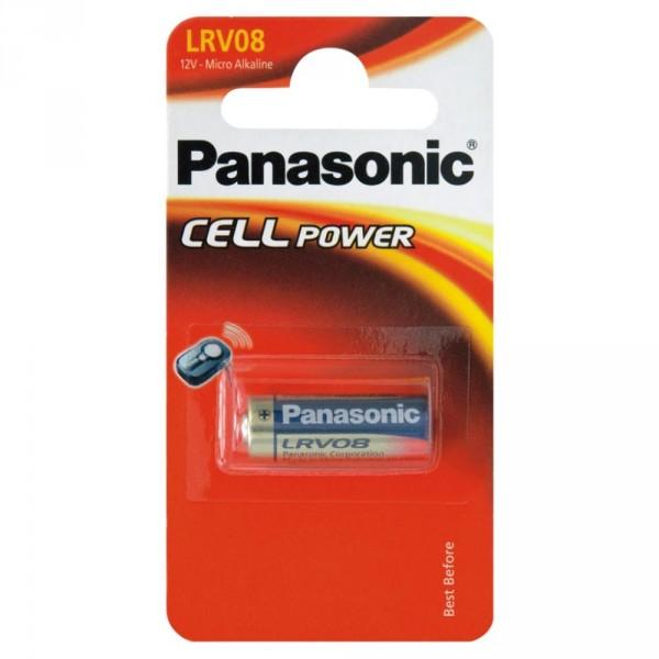 Panasonic Batterie LRV08 12V Micro Alkaline