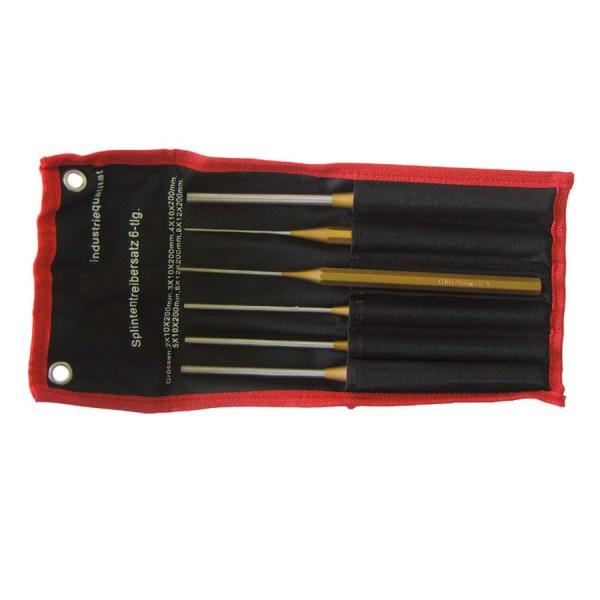 Normex Splintentreiber Satz 6tlg 2-8mm Durchtreiber Splinttreiber Durchschläger