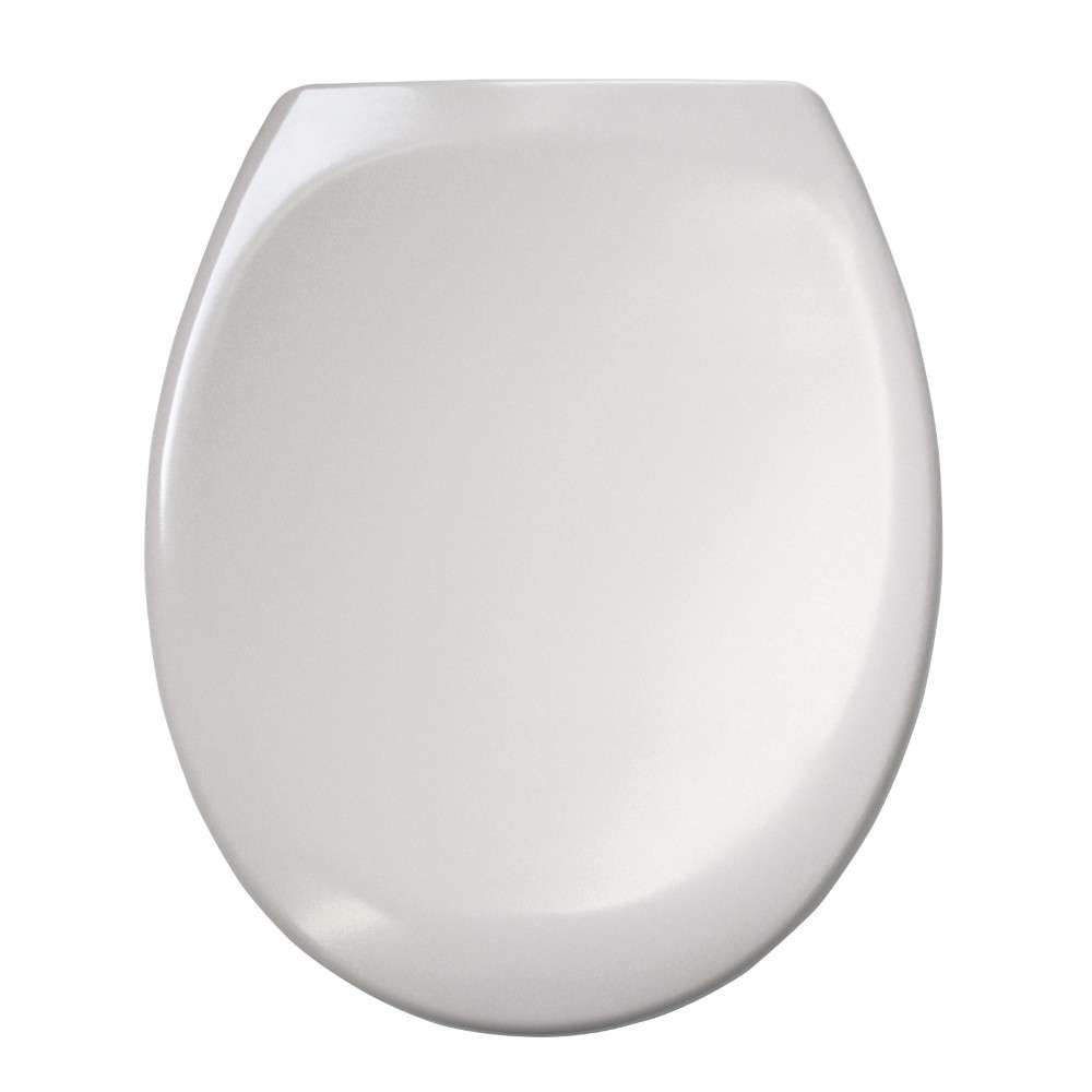 Extremely WC-Sitz Duroplast Absenkautomatik manhattangrau inkl. Befestigung  VN48