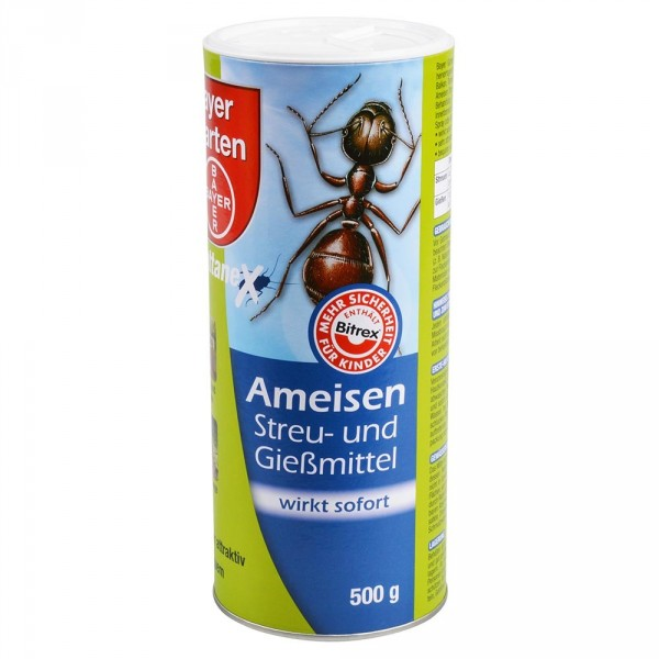 BAYER Ameisen Streu und Gießmittel 500g