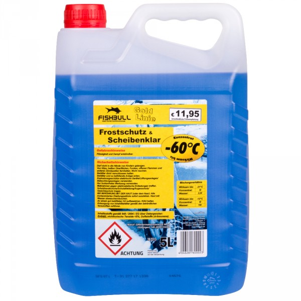 scheibenfrostschutz 5 liter 60 c konzentrat sonderpreis