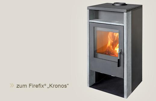 """Firefix Kaminofen """"Kronos"""""""