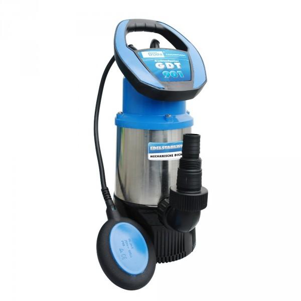 Drucktauchpumpe Güde GDT901 Tauchpumpe Wasserpumpe Gartenpumpe Pumpe