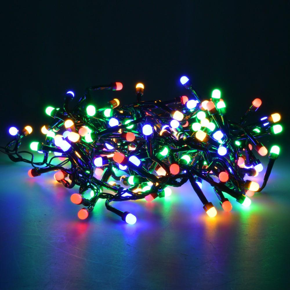 Led lichterkette weihnachtsbaum 1 2 2 35m 192 384led bunt 8funktionen ip44 sonderpreis baumarkt - Weihnachtsbaum baumarkt ...