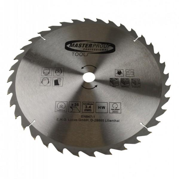 Kreissägeblatt 400x2,2mm 36Zähne Holz Spanplatte Sperrholz Hand Tisch Kreissäge