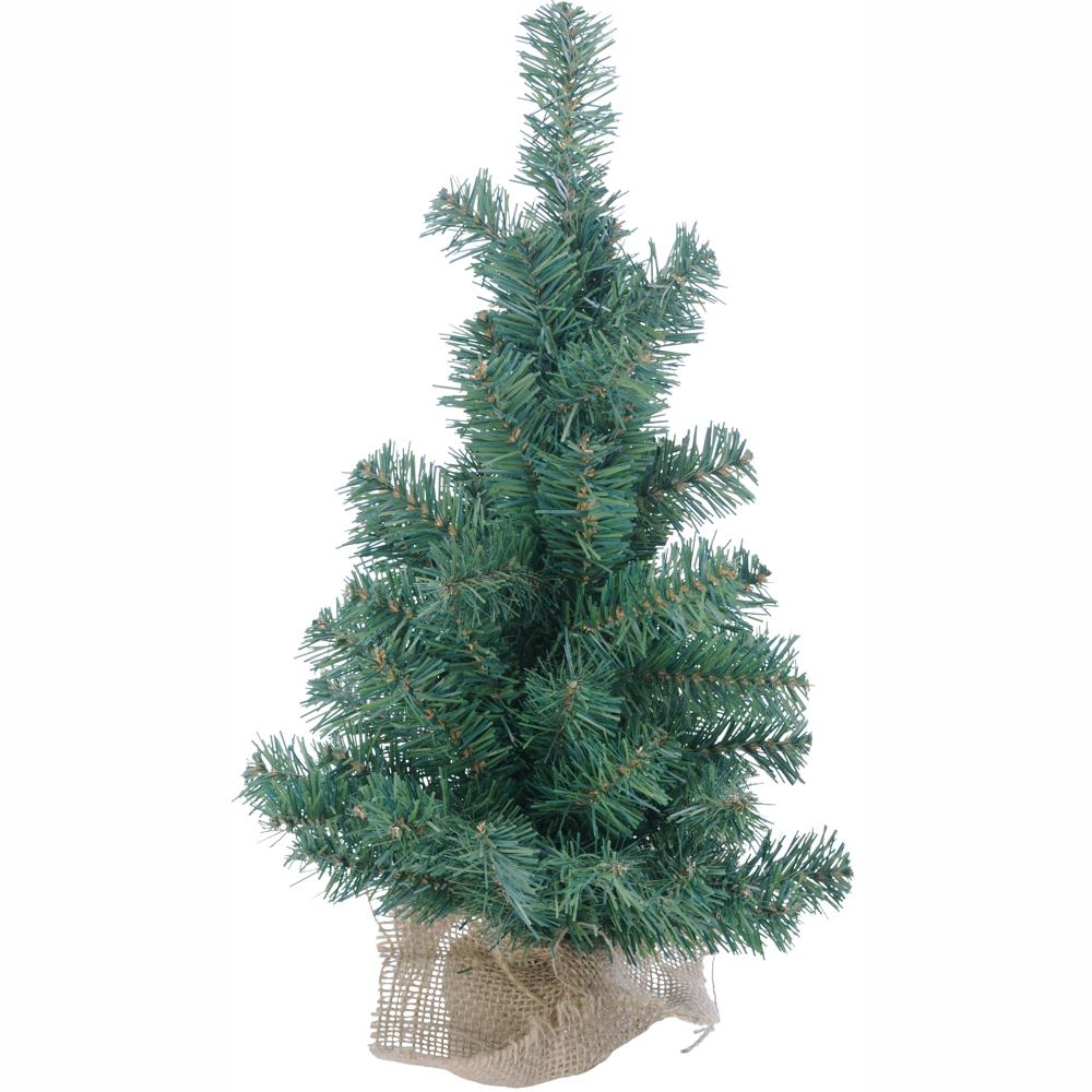 Weihnachtsbaum 45 cm k nstlich mit jutesack und standfu sonderpreis baumarkt - Weihnachtsbaum baumarkt ...