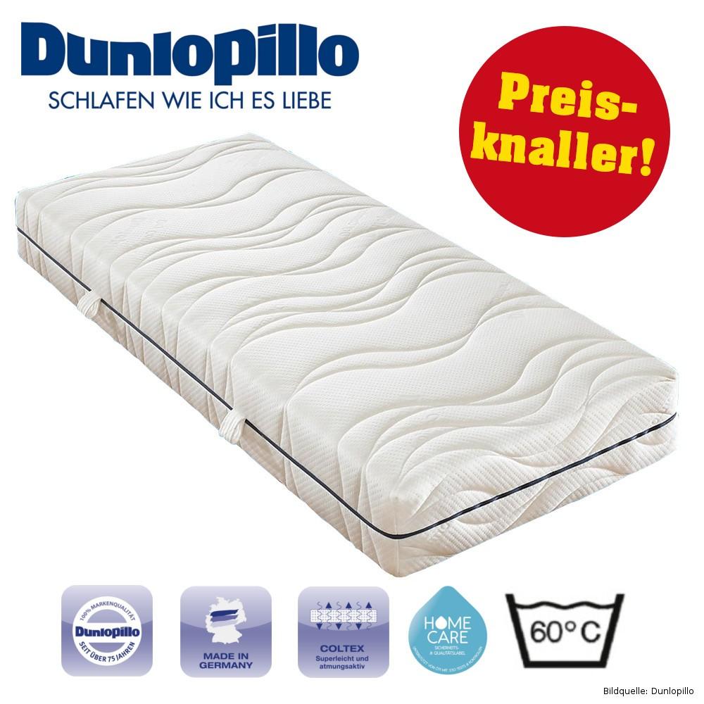 kaltschaum matratze otto xxl 100x200cm 7 zonen h2 dunlopillo sonderpreis baumarkt. Black Bedroom Furniture Sets. Home Design Ideas
