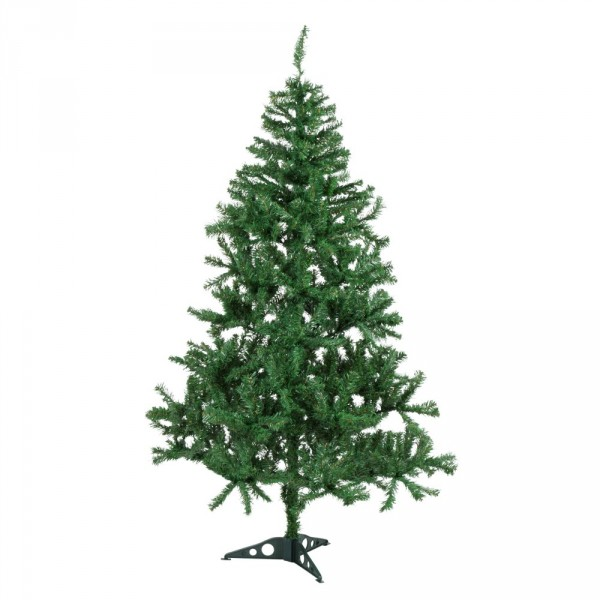 weihnachtsbaum 180 cm k nstlich gr n kunststoff. Black Bedroom Furniture Sets. Home Design Ideas