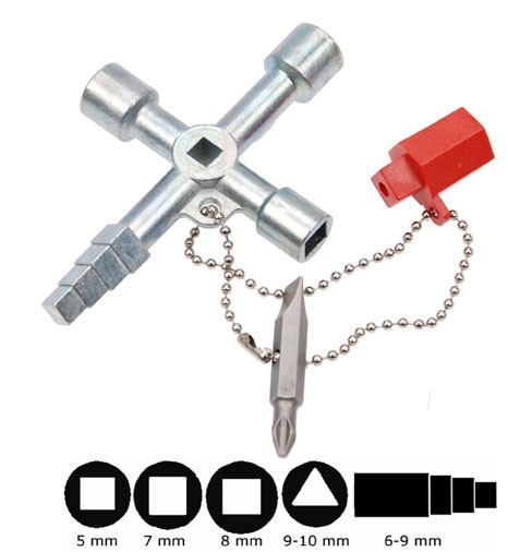 """Universalschlüssel """"Profi-Key"""""""