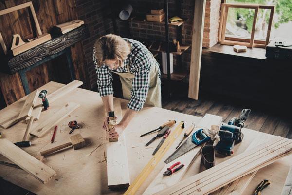 Werkstatt einrichten und planen