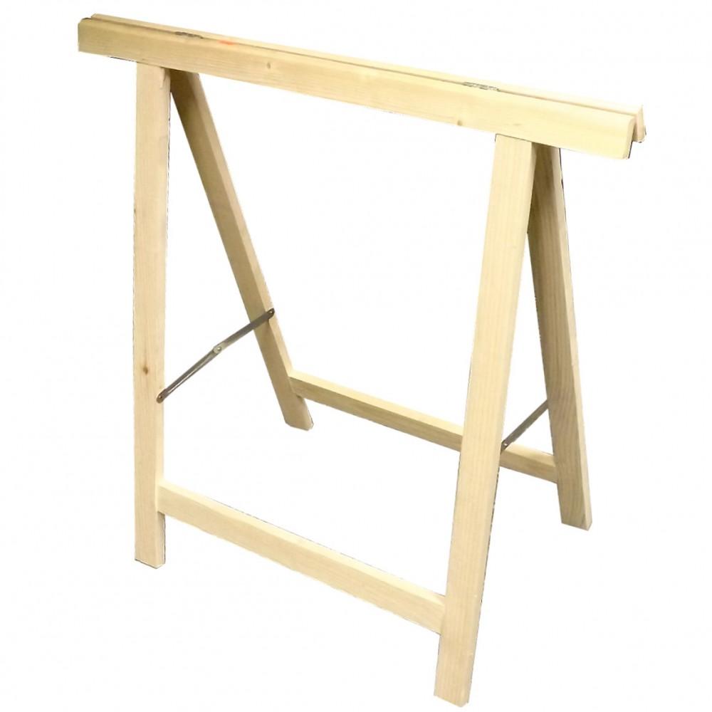 klappbock 75x75 cm aus holz fichte sonderpreis baumarkt. Black Bedroom Furniture Sets. Home Design Ideas