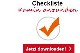 Checkliste Kaminkauf