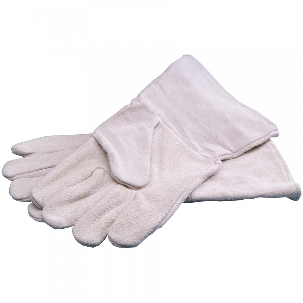 Güde Schweisshandschuh 5 Finger Spaltleder Schweißhandschuhe
