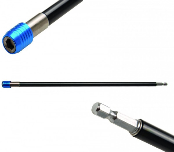 Automatischer Bithalter, 6,3 (1/4), 300 mm