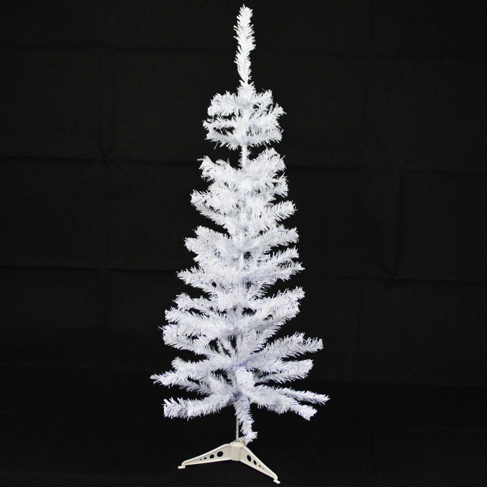 Weihnachtsbaum basic 90 180cm 60 500zweige k nstlich wei kunststoff tannenbaum sonderpreis - Weihnachtsbaum baumarkt ...