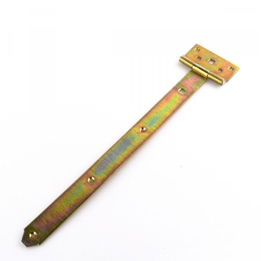 kreuzgehänge ladenband 400mm stahl verzinkt scharnier türband