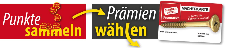 Prämien Banner Bild