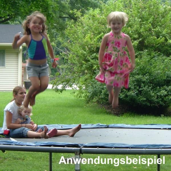trampolin sprungmatte 2 5m 8ft 48 sen schwarz sprungtuch ersatz sonderpreis baumarkt. Black Bedroom Furniture Sets. Home Design Ideas