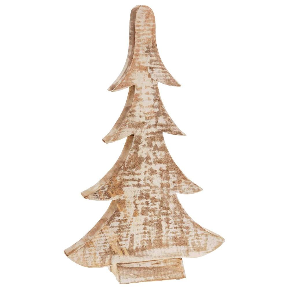 Weihnachtsbaum holz 42 cm natur sonderpreis baumarkt - Weihnachtsbaum baumarkt ...