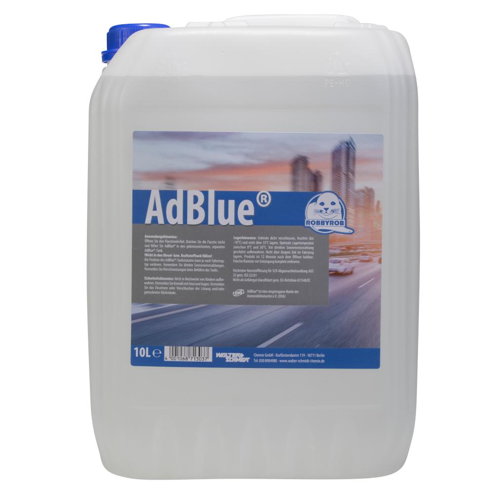 adblue 10 liter kanister robbyrob mit f llschlauch. Black Bedroom Furniture Sets. Home Design Ideas