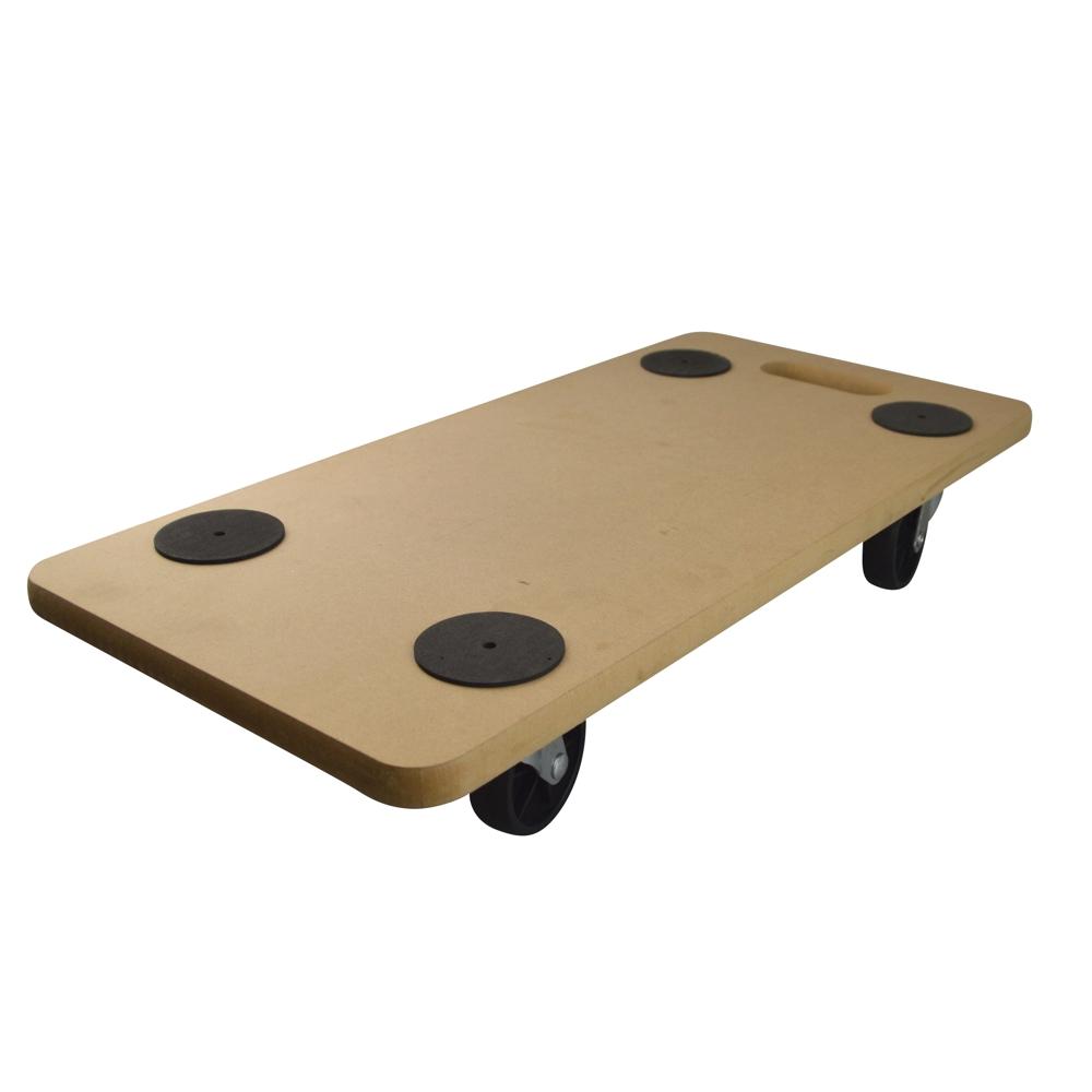 transportroller 590 x 290 mm mdf platte polyamid. Black Bedroom Furniture Sets. Home Design Ideas