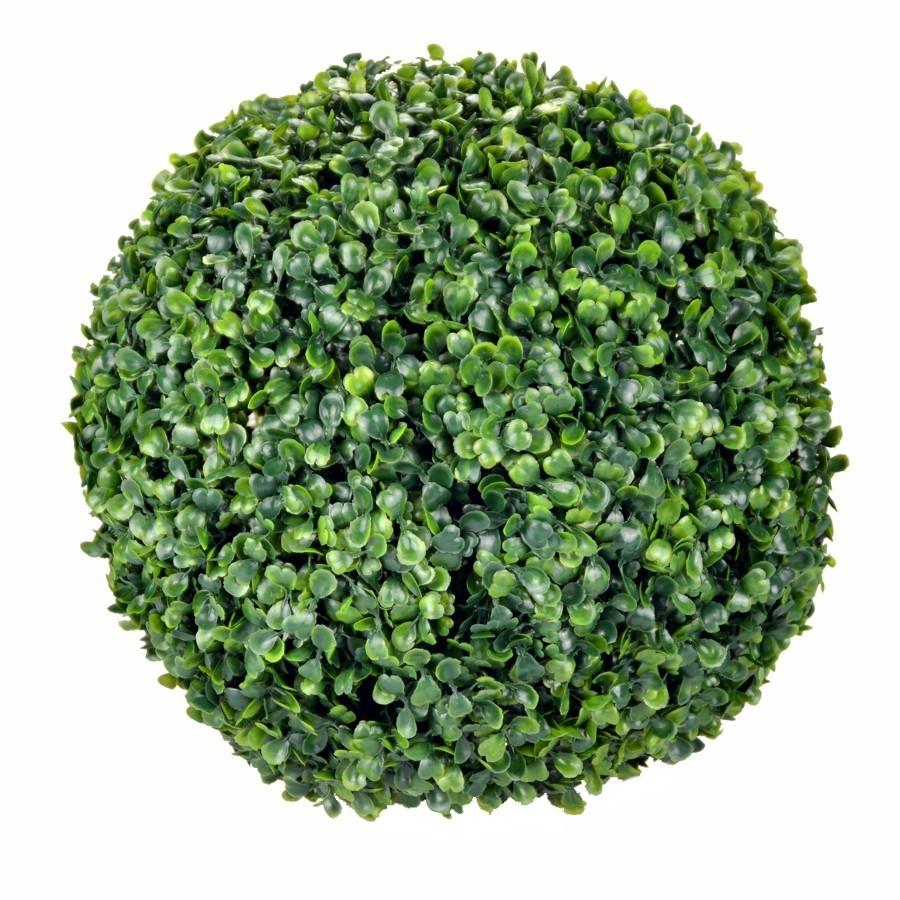 buchsbaumkugel kunststoff grün verschiedene größen buchsbaum buxus