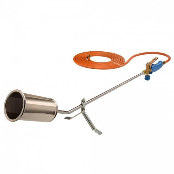 CFH Abflammgerät PM-Gas F10 Unkrautbrenner Gasbrenner