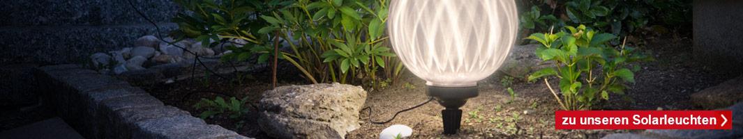Wie funktioniert meine Gartenbeleuchtung?
