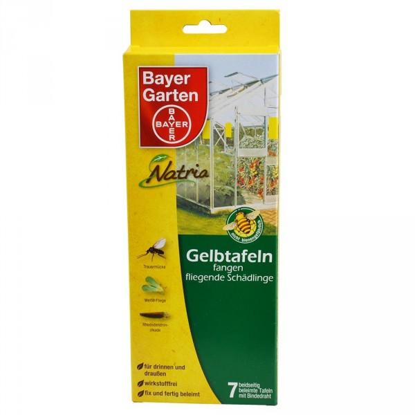 BAYER Kombi-Gelbtafeln 7,5x20cm 7Stk