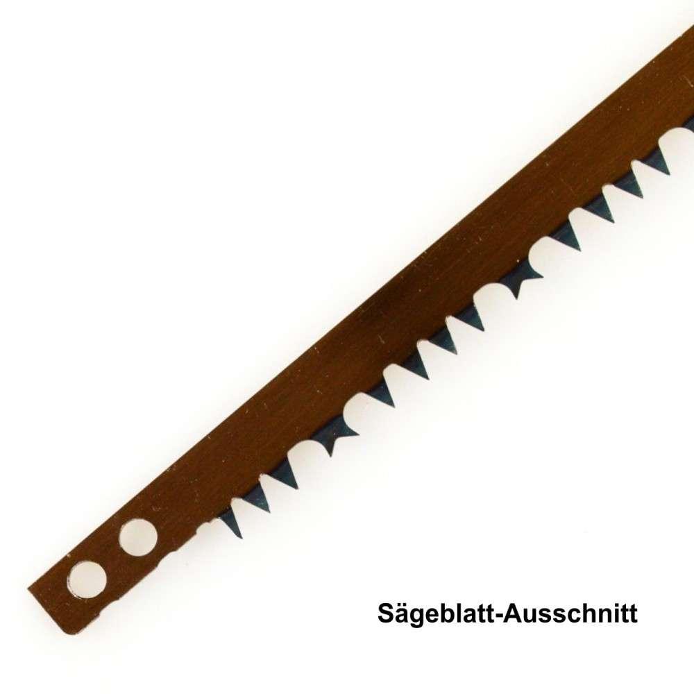 ersatzsägeblatt 760 mm sägeblatt bügelsäge handsäge gehärtete zähne