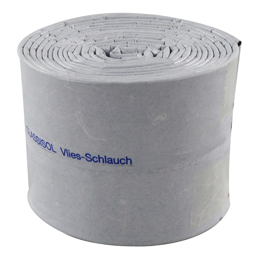 Sourcing Map Fiberglash/ülse PVC Isolierung Rohr 1500V Schlauch Verstellbare H/ülse Rohr 125 Grad Celsius Kabelwickelungen
