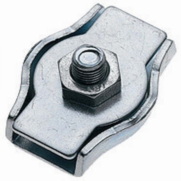 Simplexklemme Aluminium 4-6mm