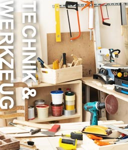 Technik und Werkzeug