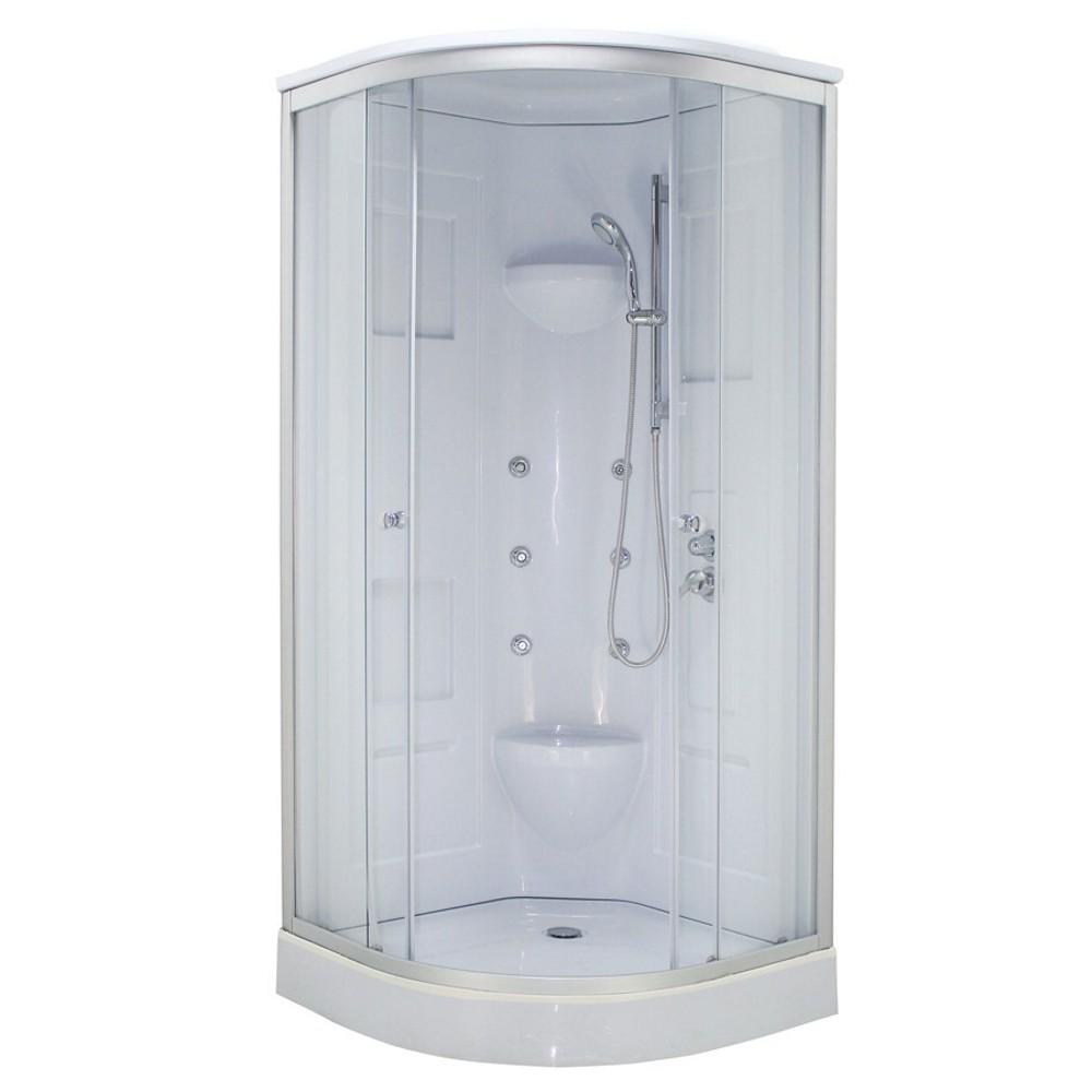eisl komplettdusche salzburg aluminium sicherheitsglas duschtempel duschkabine sonderpreis. Black Bedroom Furniture Sets. Home Design Ideas